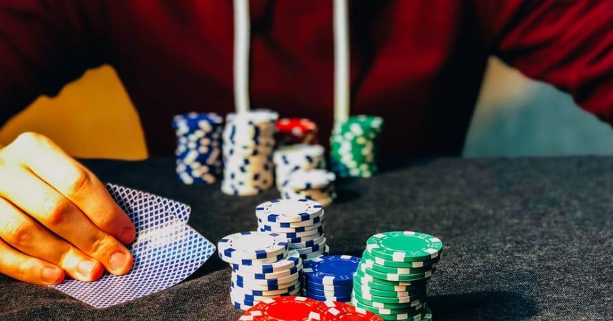 Jogos de casino online que oferecem as melhores probabilidades de ganhar