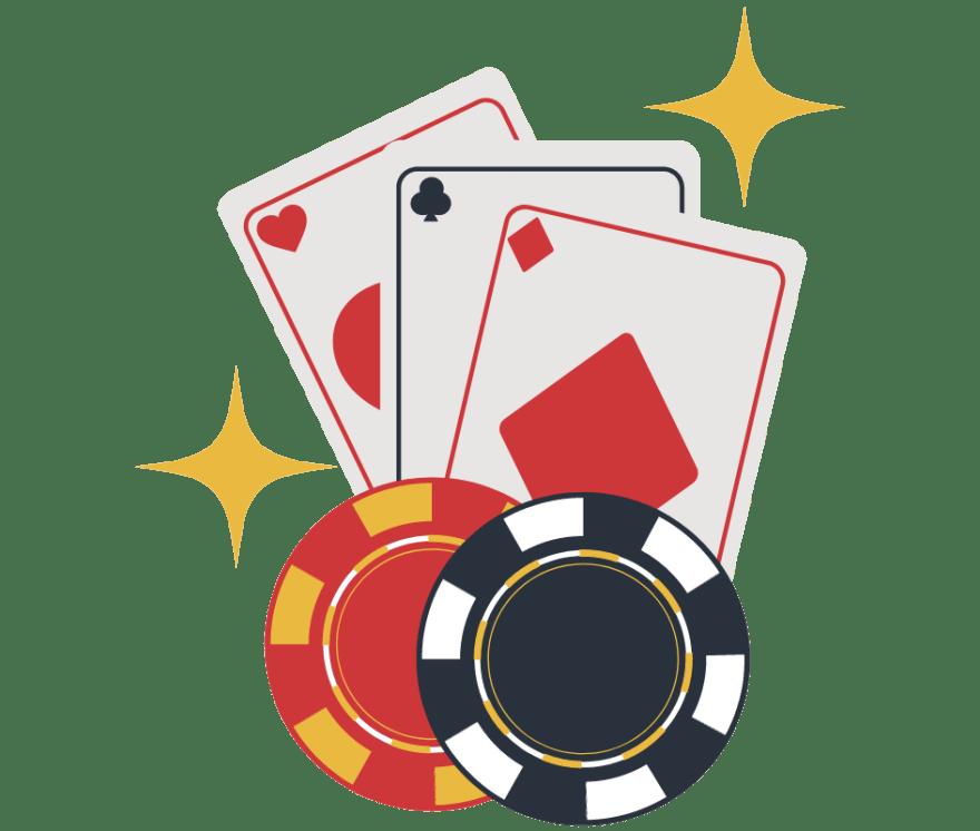 160 principais Online Blackjack sites de cassino no Portugal