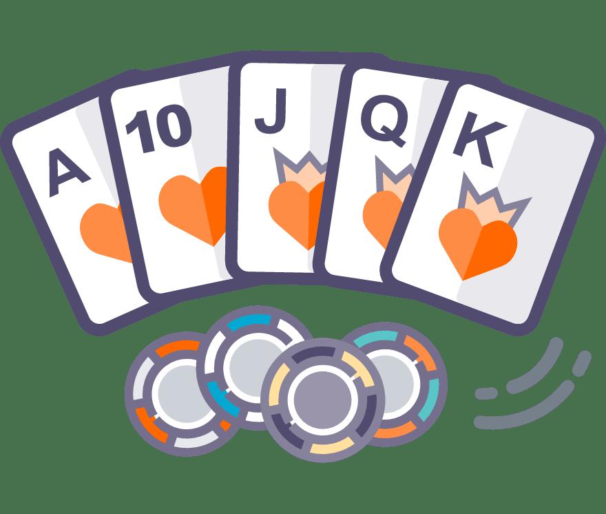 51 principais Online Texas Holdem sites de cassino no Portugal