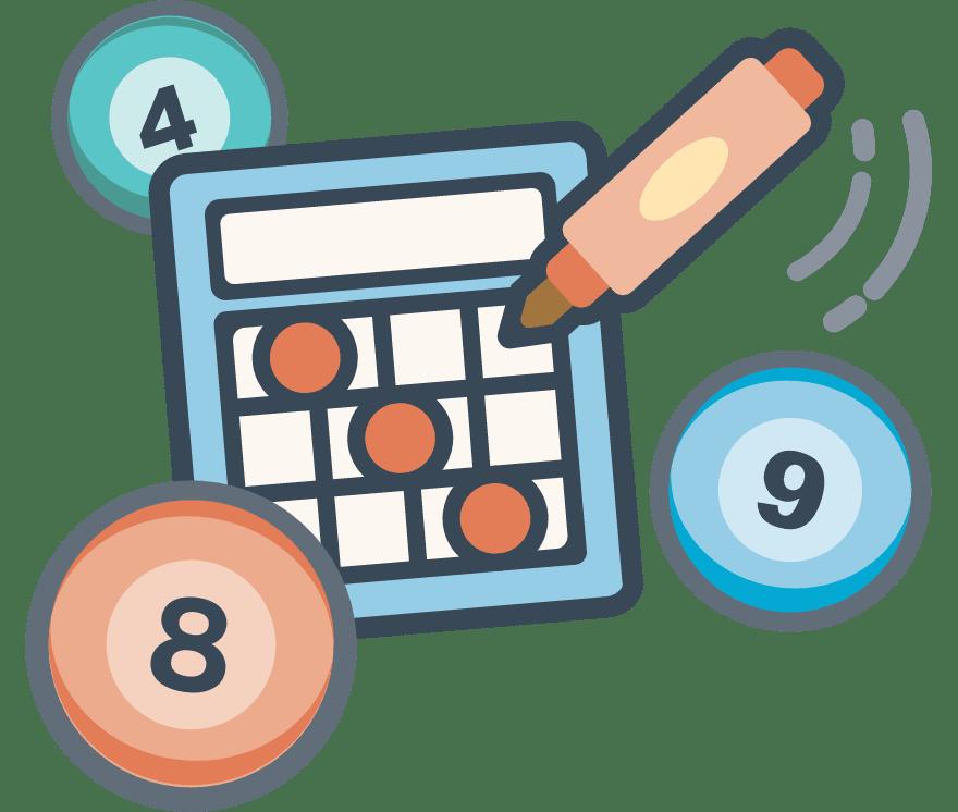 61 principais Online Bingo sites de cassino no Portugal